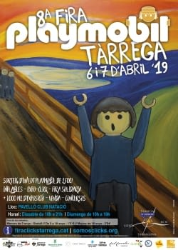 Playmobil Fair 2019 in Tàrrega